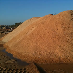 Washed Sand 3mm